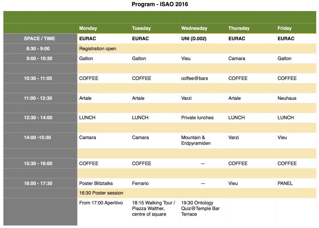 ISAO-2016-Program-final